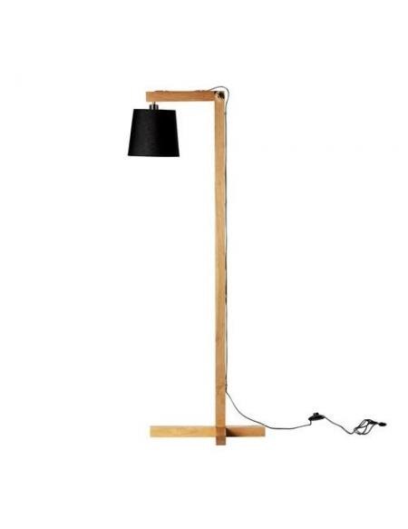 Lampa podłogowa Wood