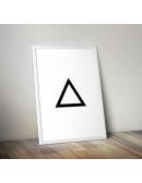 Plakat Triangle