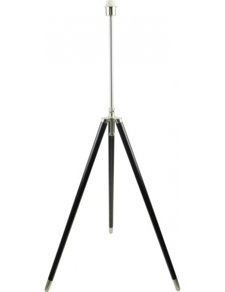 Lampa stojąca Tripod Black
