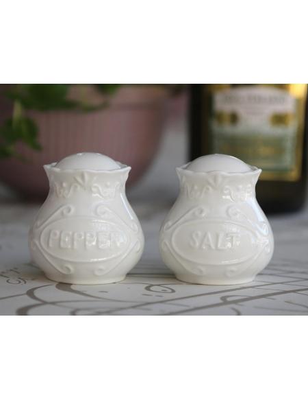 Przyprawniki porcelanowe