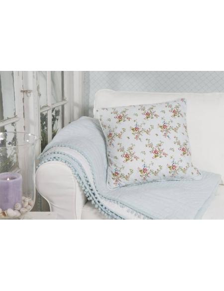 Poszewka na poduszkę Blue Stipe