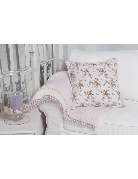 Poszewka na poduszkę Pink Stipe