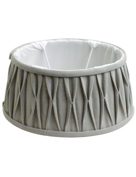 Abażur owalny Grey