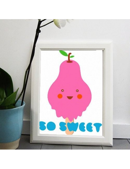 "Plakat ""So Sweet"""