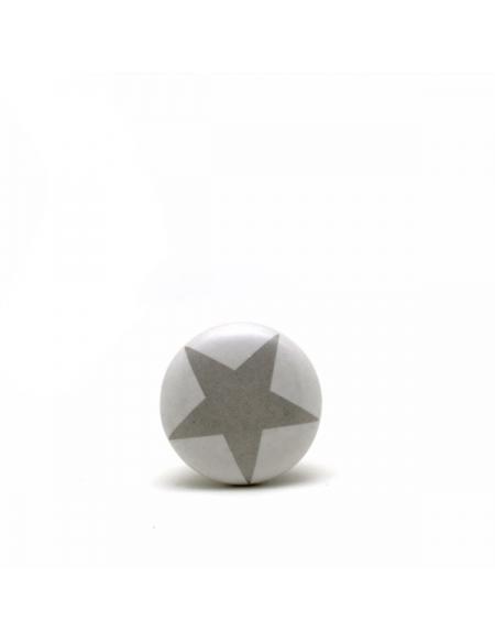 Gałka do mebli Grey Star
