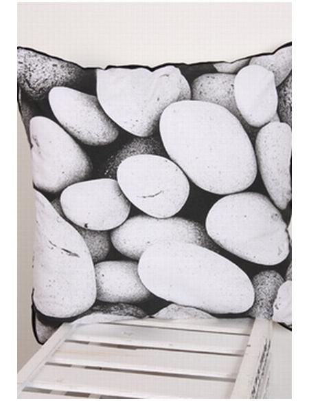 Poszewka na poduszkę Kamienie