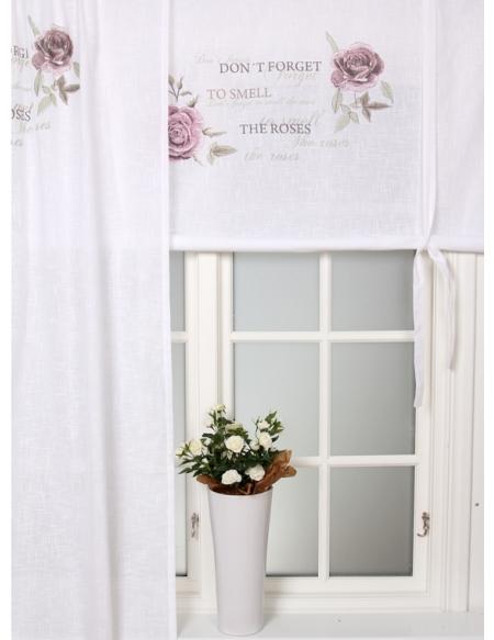 Roleta Roses 140x100