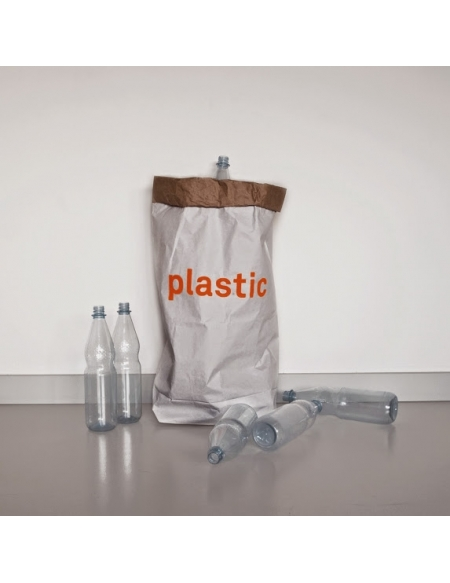 Papierowa torba Plastic
