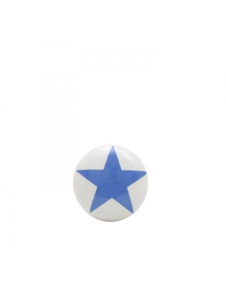 Gałka do mebli blue star