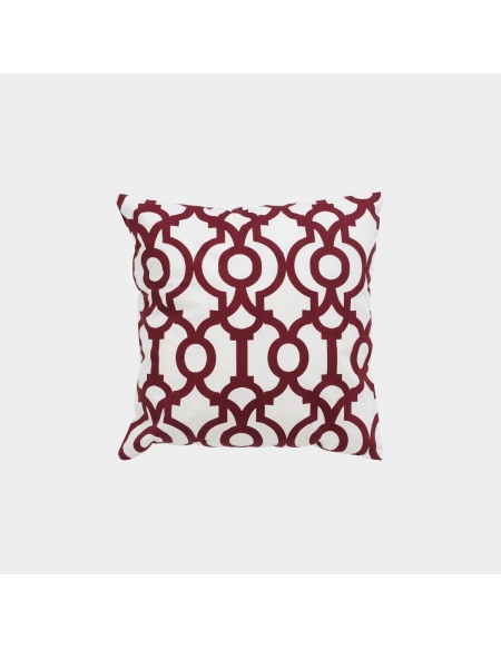 Poduszka Marsala Pattern