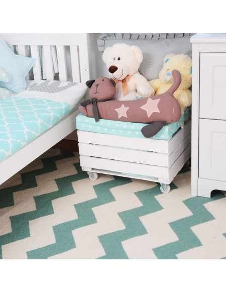 Dywan Chevron Mint