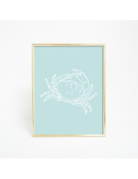 Plakat Krab