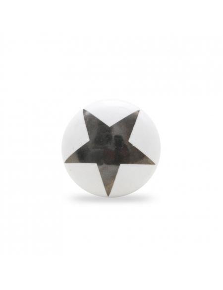 Gałka do mebli Silver Star
