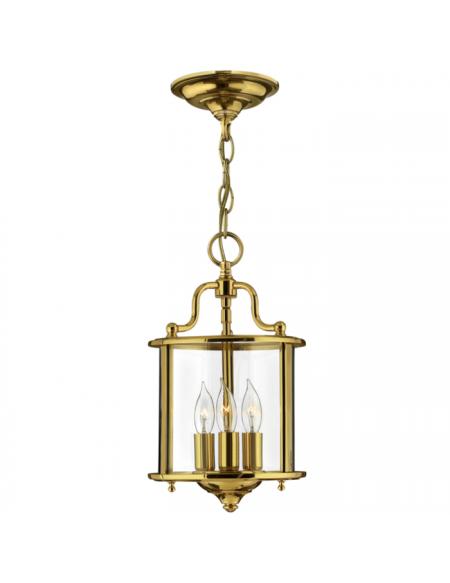 Lampa wisząca Brass S