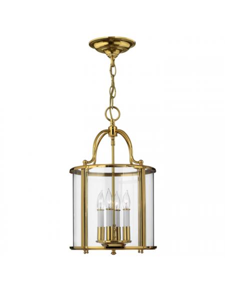 Lampa wisząca Brass M