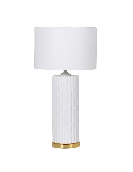 Lampa stołowa White