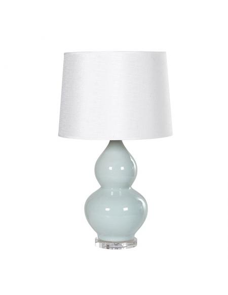 Lampa stołowa Blue Ball