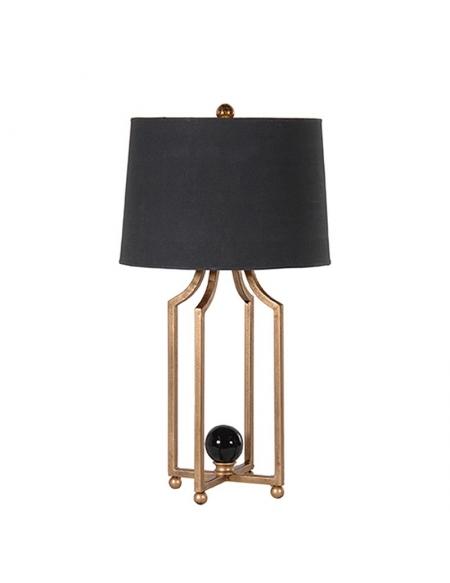 Lampa stojąca Classic Black