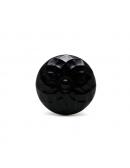 Gałka do mebli Flower Black