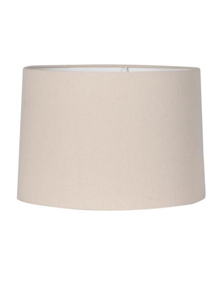 Abażur do lampy podłogowej 40 cm beżowy