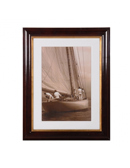 Obraz Yacht