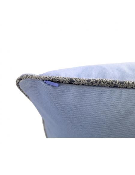 Poszewka dekoracyjna na poduszkę-fioletowa