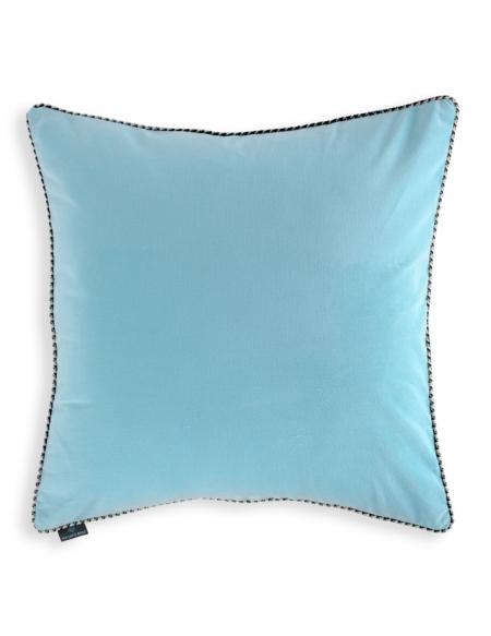 Poszewka dekoracyjna na poduszkę-turkusowa