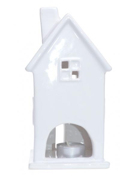 Świecznik domek duży