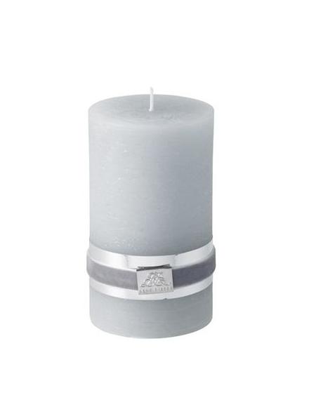 Świeca Basic M Light Grey Lene Bjerre