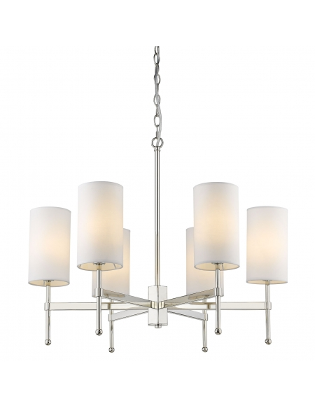 Lampa wisząca Lupo Silver