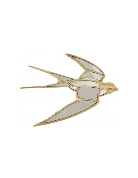 Dekoracja ścienna Ptak 2