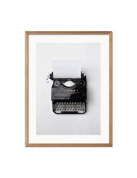 Grafika retro Maszyna 33x43 cm