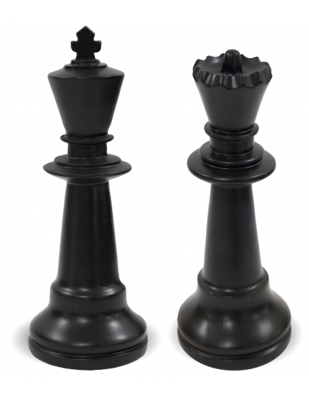 Figury Szachowe Black