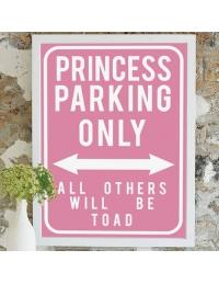 """Plakat """"Princess"""""""