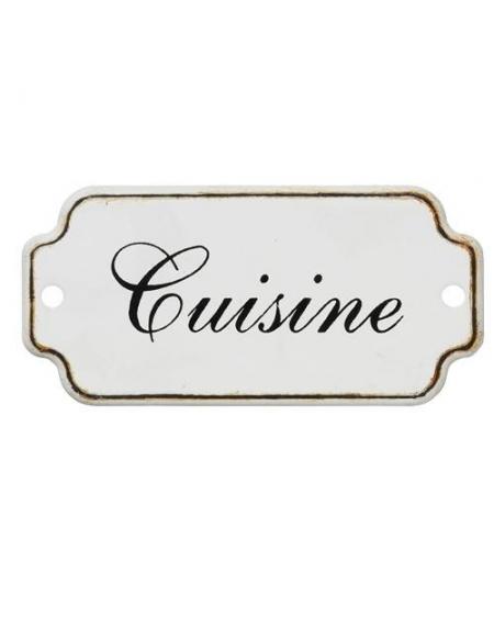 Zawieszka Cuisine - biała