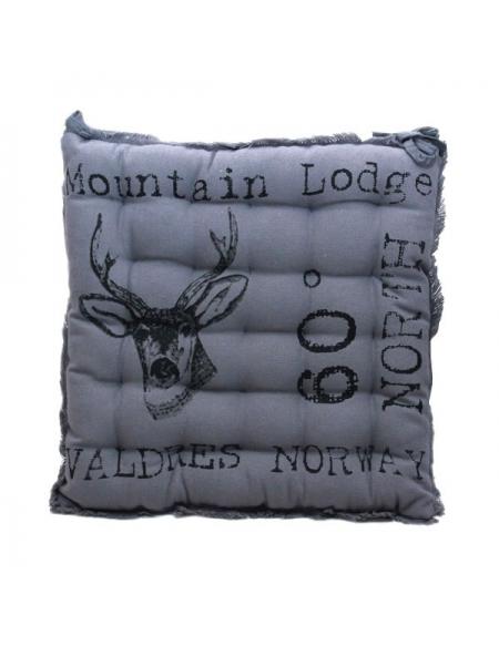 "Poducha na krzesło ""Mountain Lodge"""