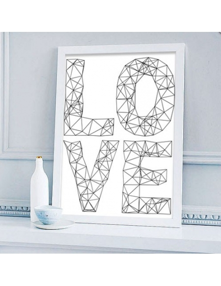"Plakat ""Love"""