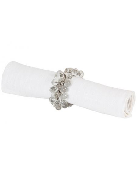 Pierścień do serwetki Silver