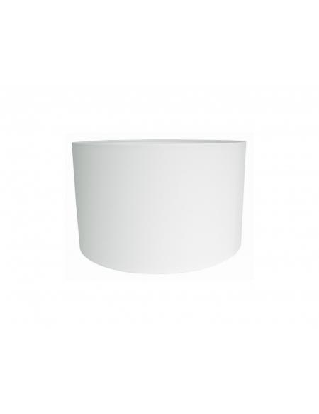 Abażur owalny White