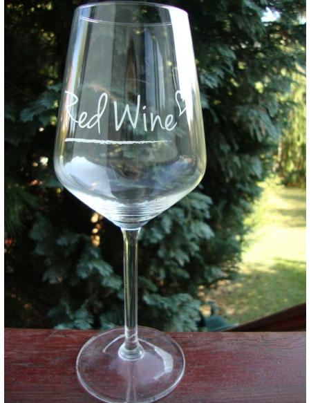 Zestaw kieliszków do czerwonego wina